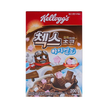 KELLOGG'S(PARALLEL IMPORT) - Chocolate Marshmallow Cereal - 200G