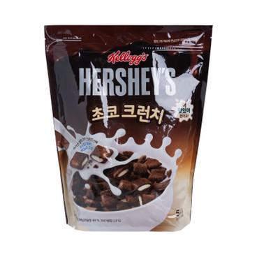KELLOGG'S(PARALLEL IMPORT) - Hersheys Chocolate Cereal - 500G