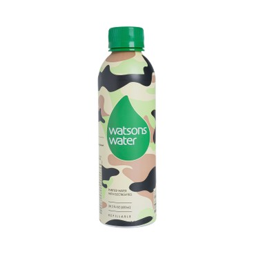 WATSONS - Path Aluminium Pack Water - 600ML