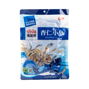 VIVA - Dried Fish Snacks - 8GX10