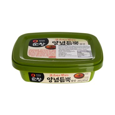 CHUNG JUNG ONE - Soybean Paste Stew Flavoured - 200G