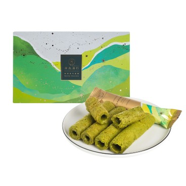 BLUE BIRD TRAVEL - Green Tea Egg Rolls - 8'S