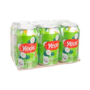 YEO'S - White Gourd Drink - 300MLX6