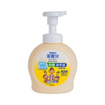 KIREI KIREI - ANTI-BACTERIAL FOAMING HAND SOAP-BABY POWDER - 490ML