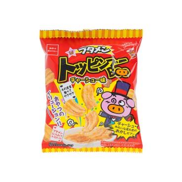 童星 - 奧艾雪烤豬肉味脆片(期間限定) - 17G