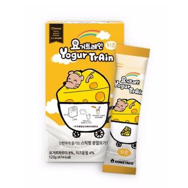 乳酪火車 - 韓國即沖益生菌乳酪-芝士味 - 120G