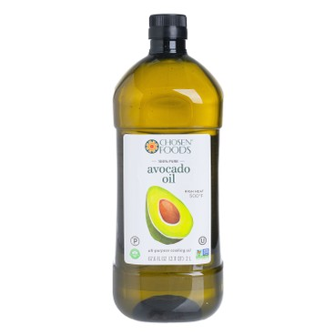 CHOSEN FOODS - CHOSEN FOODS 100% PURE AVOCADO OIL - 2L