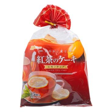 MARUKIN - Cake red Tea - 15'S