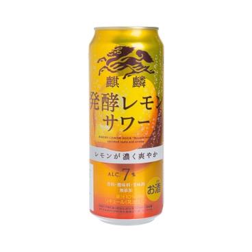 KIRIN - Kirin Hakko Lemon Sour King Can - 500ML