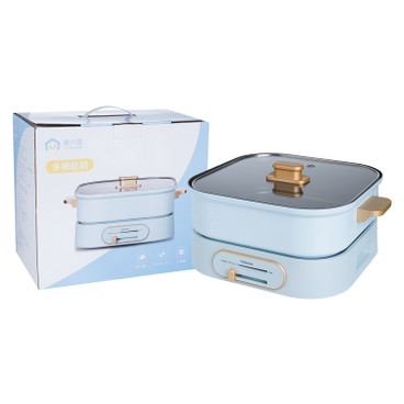 YOHOME - MULTI FUNCTION COOKER -BLUE - PC