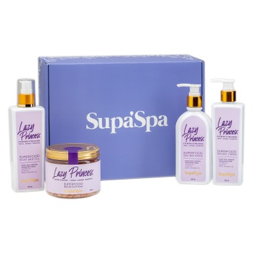 SUPERFOOD LAB - LAZY PRINCESS DELUXE SET - 250MLX3+400G