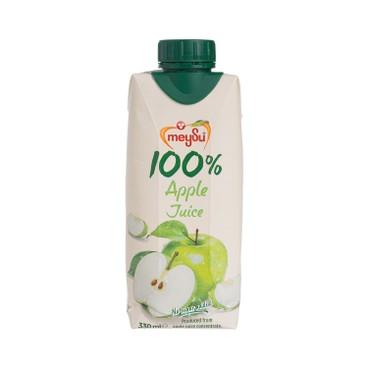 美愫 - 100%蘋果汁 - 300ML