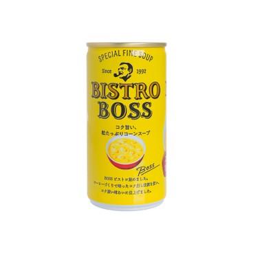 SUNTORY - Bistro Boss Rich Grainy Corn Soup - 185G