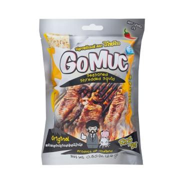 GO MUC - Original Dried Seasoned Cuttlefish - 24G