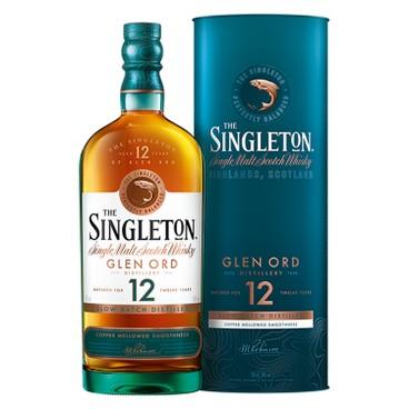 SINGLETON - THE SINGLETON OF GLEN ORD 12 YO WHISKY - 700ML