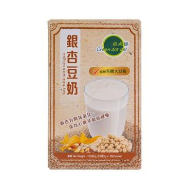 GREEN DOT DOT - Soya Milk With Gingko - 25GX5