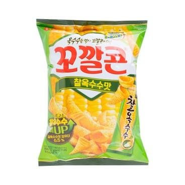 LOTTE - Corn Crispy Snack - 72G