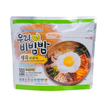 EASY拌 - 滋味即食拌飯- 韓豬味 - 100G