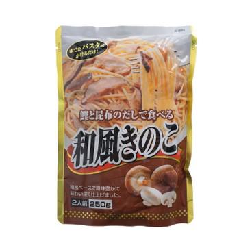 KOUSYO - 日式蘑菇佐鰹魚海帶高湯意粉醬 - 250G