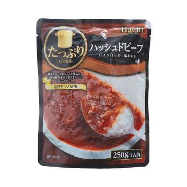 HACHI - Rish Hashed Beef Sauce - 250G