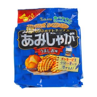 桃哈多 - 厚切薯格-海鹽味 (分享裝) - 17GX5