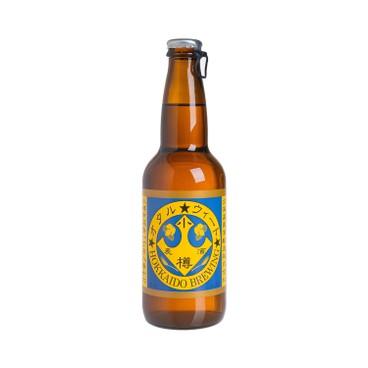 北海道麦酒釀造 - 手工啤酒 - 小麥啤酒 - 330ML