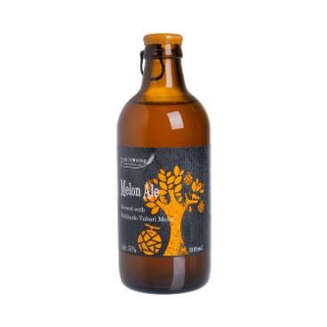 北海道麦酒釀造 - 手工啤酒 - 蜜瓜愛爾果釀 - 300ML