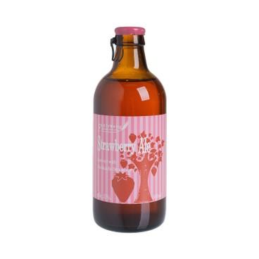 北海道麦酒釀造 - 手工啤酒 - 士多啤梨愛爾果釀<季節限定> - 300ML
