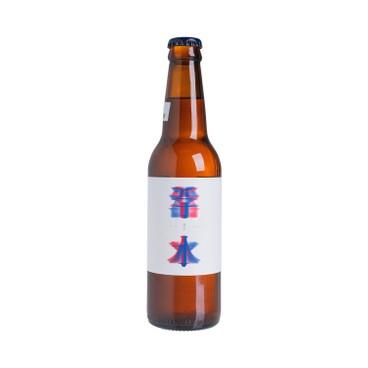 麥子啤酒 手工啤酒- 浮水 330ML
