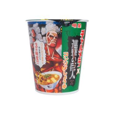 MYOJYO - CUP NOODLE- GARLIC SOY SAUCE - PC