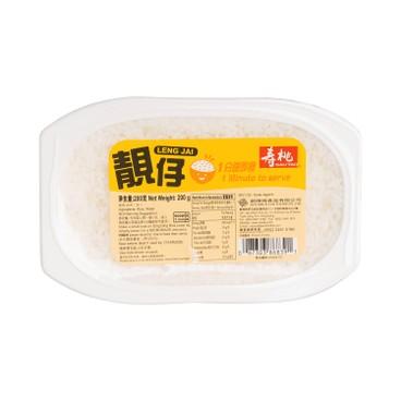 壽桃牌 - 靚仔即食飯 - 200G