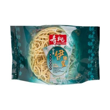 壽桃牌 - 全蛋伊麵皇-瑤柱鮮雞湯味 - 160G (80X2)
