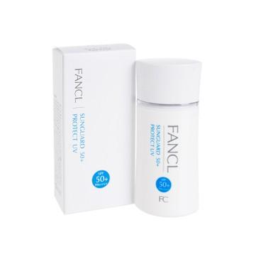 FANCL - SUNGUARD 50+ PROTECT UV SPF50+ PA++++ - 60ML