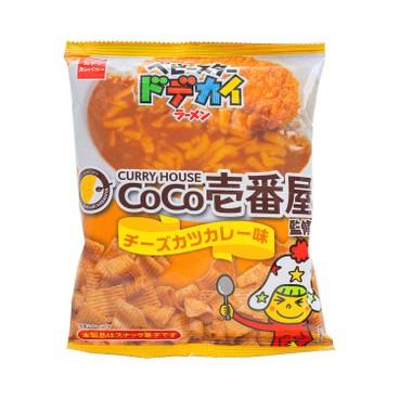 童星 - 闊條麵-COCO味壹番屋芝士 - 66G