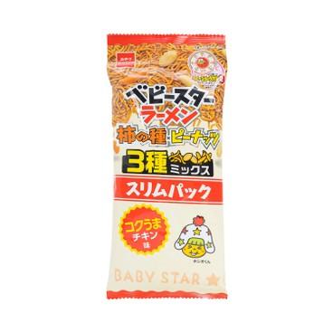 童星 - 柿之種混合點心麵-特濃味 (期間限定) - 60G