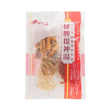 ON KEE - HAIRY FIG & DENG SHEN SOUP FOR STRENGTHENING SPLEEN SOUP FOR STRENTHENING KIDNEYS - 140G