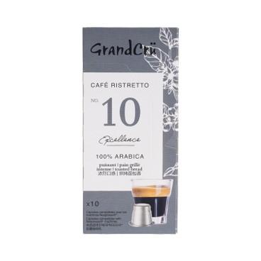 UCC - 濃縮咖啡膠囊(10號非凡) - 5GX10