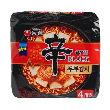 農心 - 辛拉麵 - 泡菜豆腐 - 127GX4