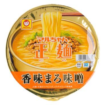東洋水產 - 碗麵-正麵-香味芝麻味噌味 - 129G