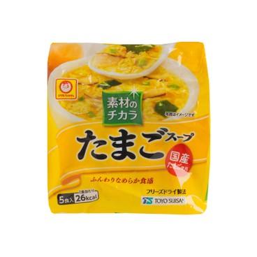MARUCHAN - JAPAN STTYLE EGG SOUP - 31.5G