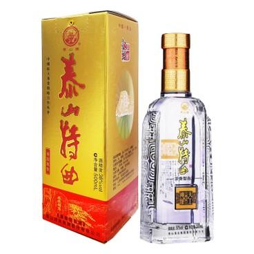 泰山特曲 - CHINESE WHITE WINE 38% - 500ML