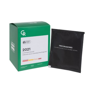 CUPPING ROOM - HK TRAMWAYS TRES DRAGONES 2021 -DRIP BAG(LIMITED EDITION) - 10'S