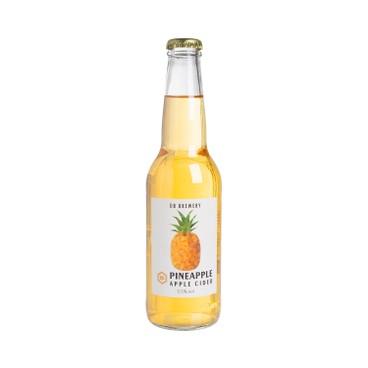 DB BREWERY - Pineapple Cider - 330ML