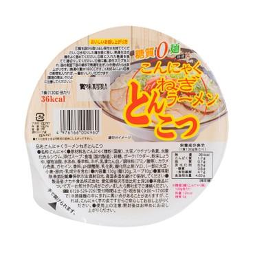 NAKAKI - 蒟蒻麵 (香蔥豚骨味) - 130G