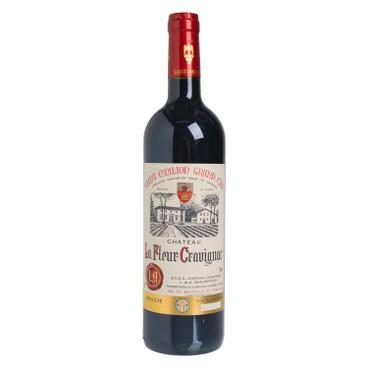 CHATEAU LA FLEUR CRAVIGNAC - 紅酒-SAINT-EMILION GRAND CRU 2013 - 750ML