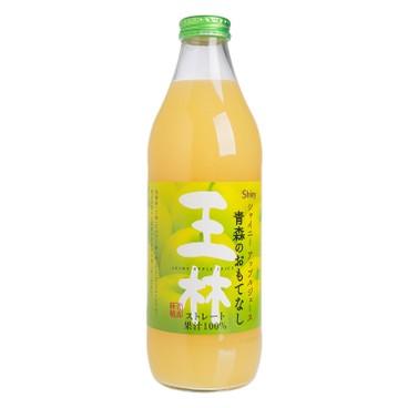 青森 - 王林蘋果汁 - 1L