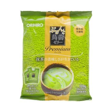 ORIHIRO - GRAPE JELLY-GREEN TEA - 120G