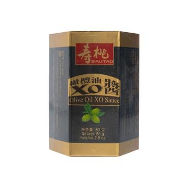 壽桃牌 - 橄欖油XO醬 - 80G