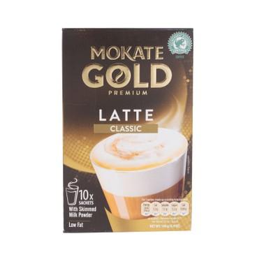 MOKATE - BOXED LATTE - 10'S