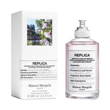 MAISON MARGIELA - REPLICA SPRINGTIME IN A PARK EDT SPRAY - 100 ML